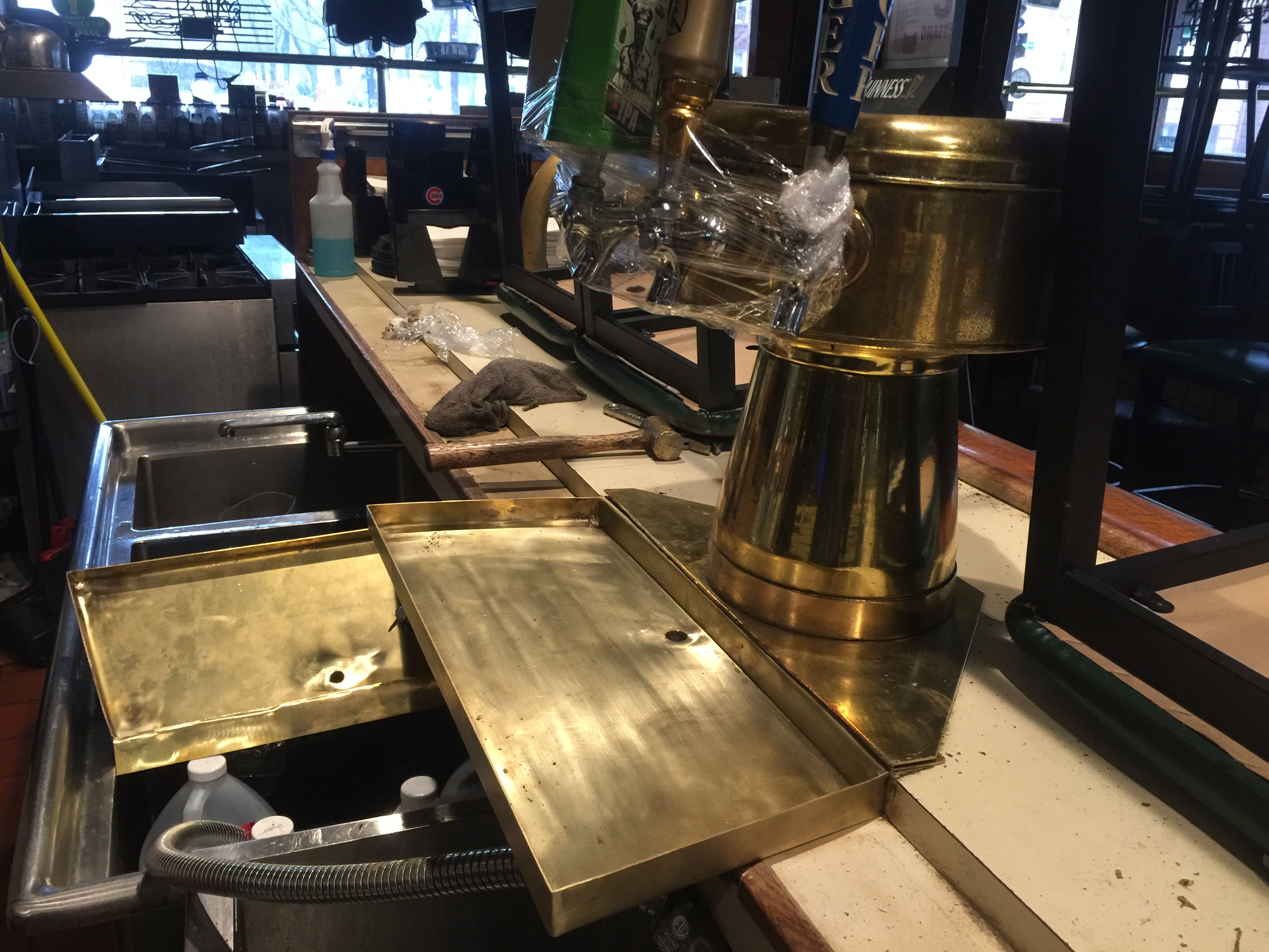 Custom Beer Taps | Ojo Customs